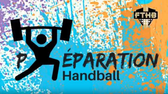 Préparation physique handball #2