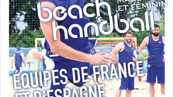 Le handball les pieds dans le sable… France Vs Espagne
