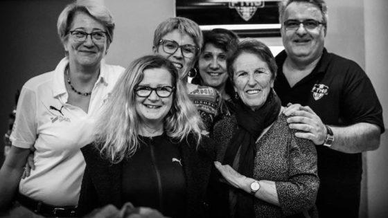 Passion, plaisir, partage: les bénévoles du FTHB !