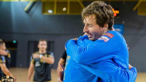 Kévin MVP face à Elite Val d'Oise !