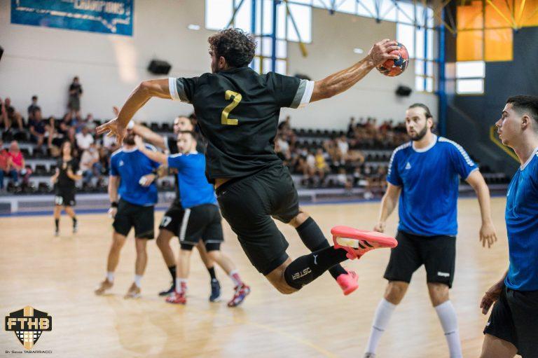 FTHB vs Martigues : en images !